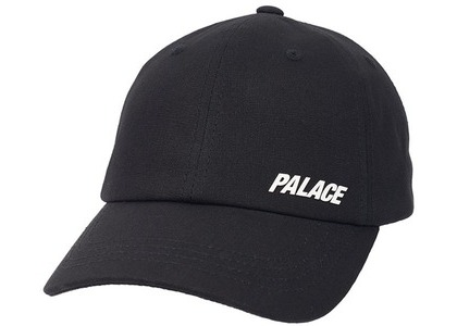 Palace Big Strap 6-Panel Hat Black (SS21)の写真