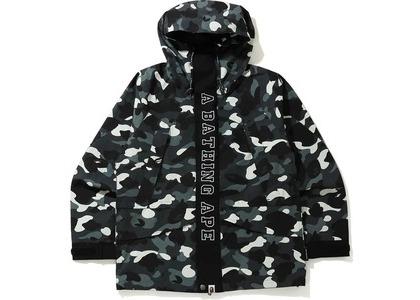 Bape City Camo Snowboard Jacket Black (FW20)の写真