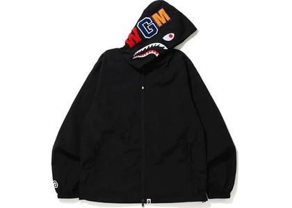 Bape Shark Hoodie Jacket (FW20) Black (FW20)の写真