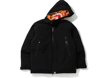 Bape Tiger Hoodie Down Jacket (FW20) Black (FW20)の写真