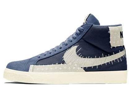 Nike SB Zoom Blazer Mid Sashiko Navyの写真