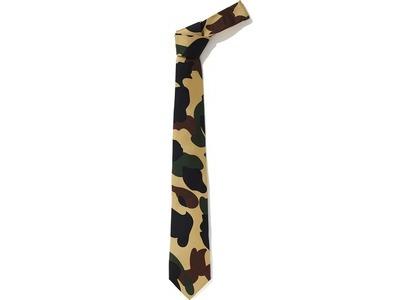 Bape 1st Camo Tie (FW20) Yellow (FW20)の写真