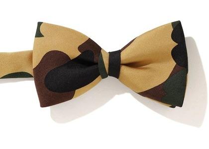 Bape 1st Camo Bow Tie (FW20) Yellow (FW20)の写真