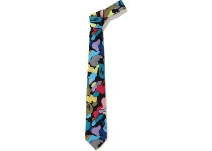 Bape Multi Camo Tie (FW20) Black (FW20)の写真