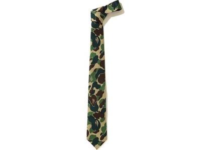 Bape ABC Tie (FW20) Green (FW20)の写真