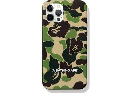 Bape ABC Camo iPhone 12 Pro Case Green (FW20)の写真
