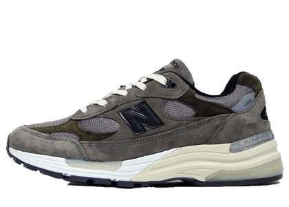 JJJJound × New Balance 992 Grey の写真