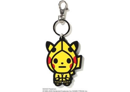 Bape x Pokemon Keychain Yellow (FW20)の写真