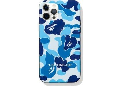 Bape ABC Camo iPhone 12 Pro Case Blue (FW20)の写真