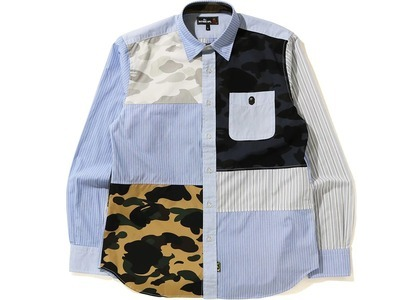 Bape 1st Camo Multi Pattern Shirt Multi (FW20)の写真