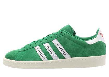 Human Made × Adidas Campus Green Whiteの写真