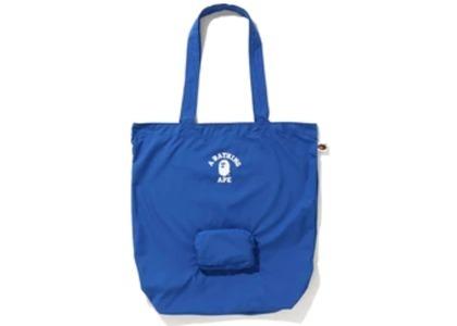 BAPE A Bathing Ape Bag Blue (FW20)の写真