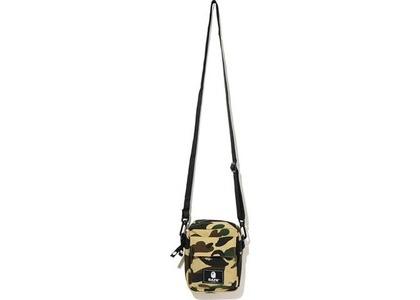 BAPE 1st Camo Mini Shoulder Bag (FW20) Yellow (FW20)の写真