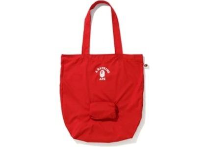 BAPE A Bathing Ape Bag Red (FW20)の写真
