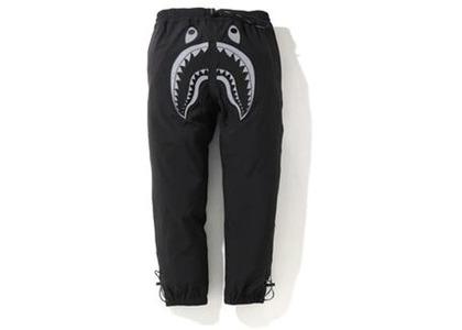 Bape Reflective Shark 2Layer Pants Black (FW20)の写真