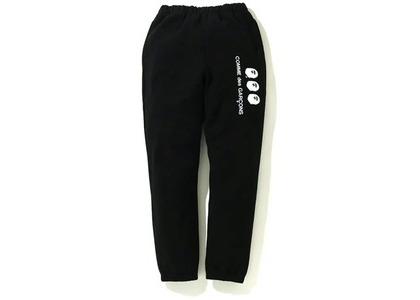 Bape X CDG Osaka Sweatpants Black (FW20)の写真