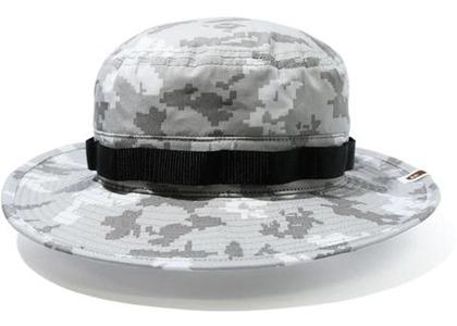 Bape Digital Camo Military Hat Gray (FW20)の写真