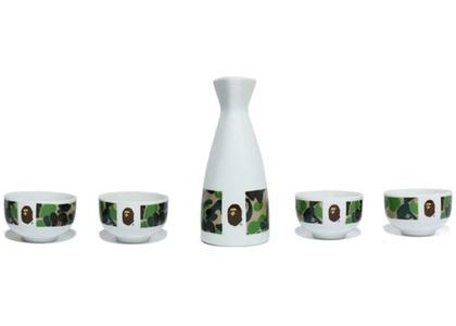 Bape ABC Camo Sake Set Green (SS21)の写真