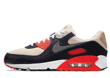 Denham × Nike Air Max 90の写真