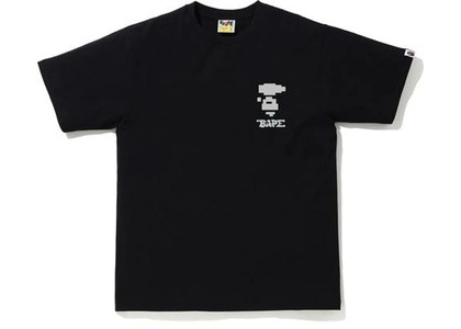 Bape Digital Camo Tee Black/Gray (FW20)の写真