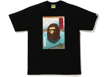 Bape Japan Tee Black (FW20)の写真