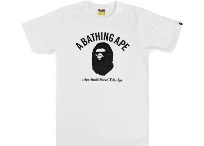 Bape New Year 2021 Tee White (FW20)の写真