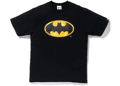Bape x DC Batman Tee Black (FW20)の写真