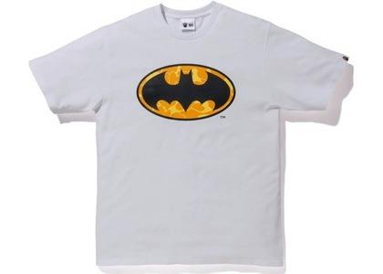 Bape x DC Batman Tee White (FW20)の写真