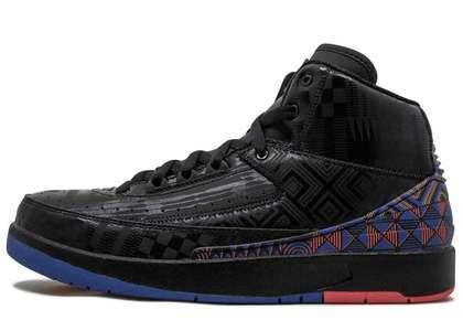 Nike Air Jordan 2 Retro Black History Month 2019 (GS)の写真