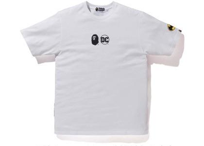 Bape x DC Tee White/Black (FW20)の写真