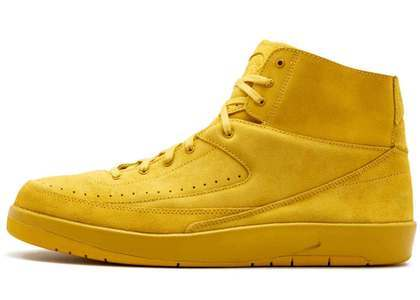 Nike Air Jordan 2 Retro Decon Mineral Goldの写真
