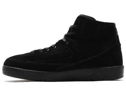 Nike Air Jordan 2 Retro Decon Blackの写真
