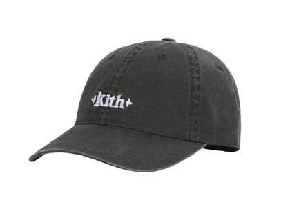 Kith Washed Serif Cap Kindling