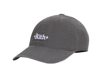 Kith Washed Serif Cap Thunder