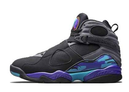 Nike Air Jordan 8 Retro Apua (2015)の写真