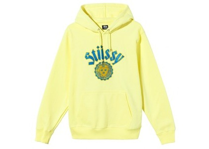 Stussy City Seal Embroidered Hood Natural (SS21)の写真