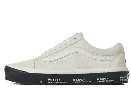 Wtaps × Vans Valut OG Old Skool LX Whiteの写真