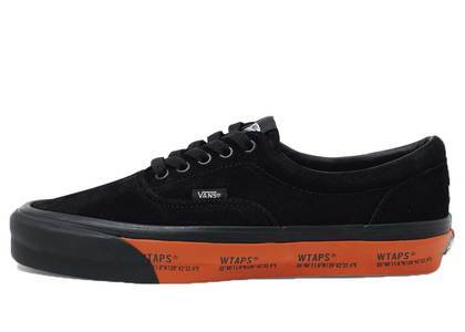Wtaps × Vans Valut OG Era LX Blackの写真