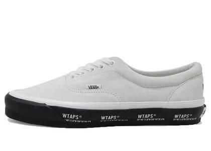 Wtaps × Vans Valut OG Era LX Whiteの写真