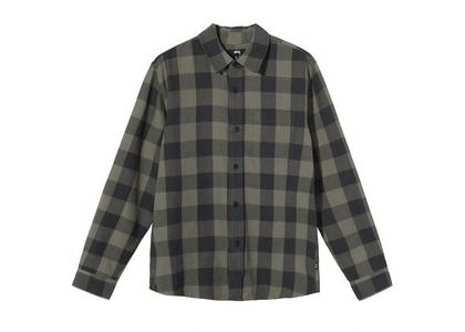 Stussy Venice Plaid LS Shirt Check (SS21)の写真