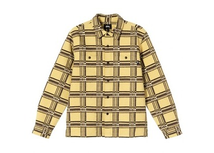 Stussy Langley Plaid LS Shirt Check (SS21)の写真