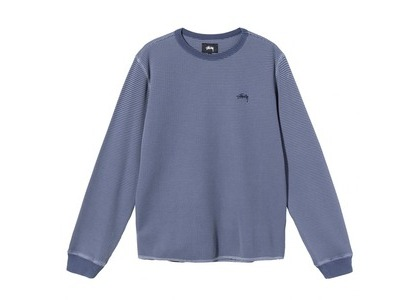 Stussy O'dyed LS Thermal Border (SS21)の写真