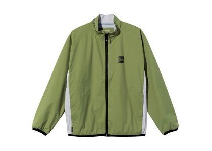 Stussy Pertexr Warm Up Jacket Khaki (SS21)の写真