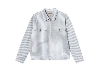 Stussy Stripe Garage Jacket Stripe (SS21)の写真