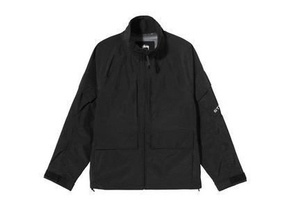 Stussy Apex Shell Jacket Black (SS21)の写真