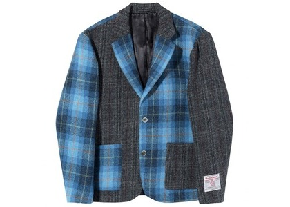 Stussy Harris Tweed Mix Up Sport Coat Check (SS21)の写真