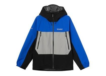 Stussy Stüssy Gore Texr Rainroom Shell Jacket Blue (SS21)の写真