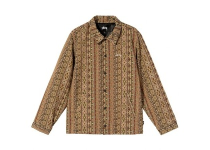 Stussy Tapestry Classic Coach Jacket Multi (SS21)の写真