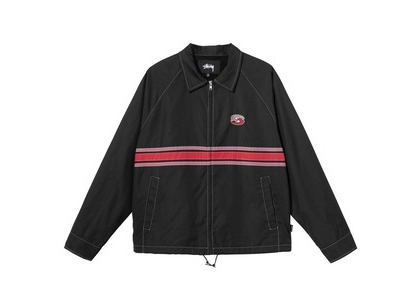Stussy Stripe Zip Jacket Stripe (SS21)の写真