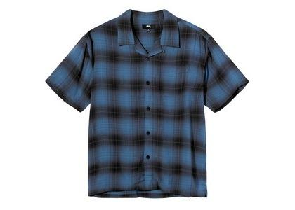Stussy Boxy Shadow Plaid Shirt Check (SS21)の写真